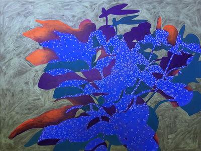 Angela Beloian, 'Double Violet'