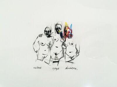 Bernardí Roig, 'Adelaida, Aglaya and Alexandra', 2020