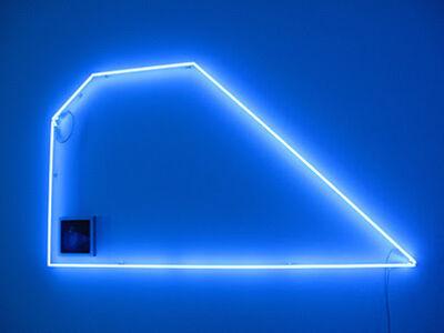 Jonathan Monk, 'Broken Glass in Pool IX', 2008