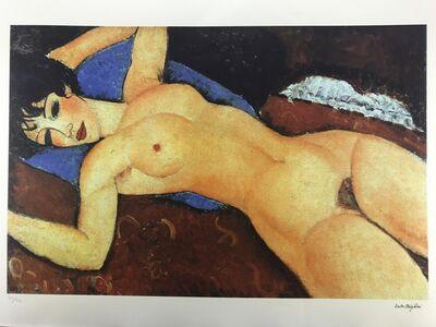 Amedeo Modigliani, 'Le grand nu (1917 - 1918)', ca. 1985