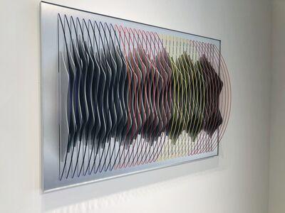 J. Margulis, 'J. Margulis, Rainbow Overcast', 2019