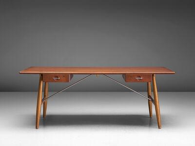 Hans J. Wegner, 'Hans J. Wegner Rare 'JH572' Desk in Oak', 1953