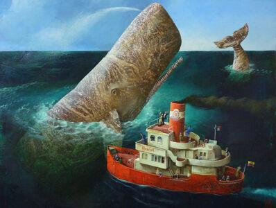 Sylvain Lefebvre, 'A Whale!', 2016