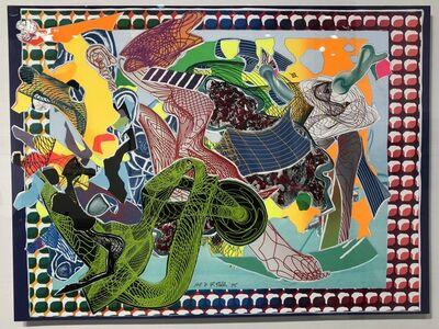 Frank Stella, 'West Euralia', 1995