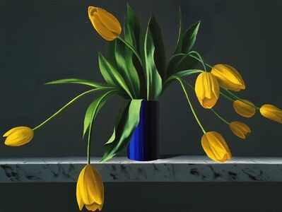 Bruce Cohen, 'Yellow Tulips on Ledge', 2018