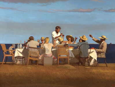 Bo Bartlett, 'The End of an Era '