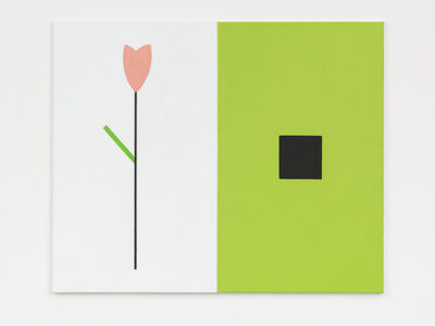 Jan Roeland, 'Composition with Flower', 2014