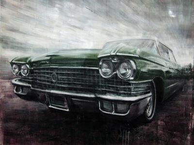 Valerio D'Ospina, 'Classic Car', 2010