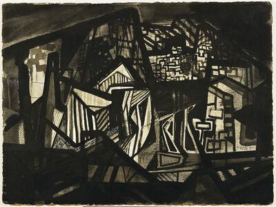 Roberto Burle Marx, 'Serie Las Fabelas', 1977