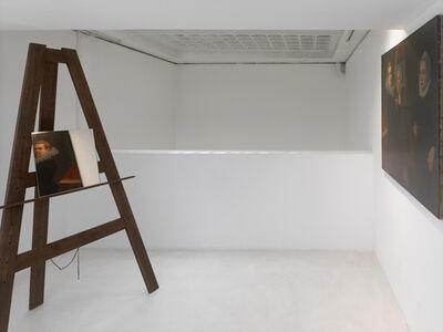 Fabrice Samyn, 'La dimension du miroir', 2012