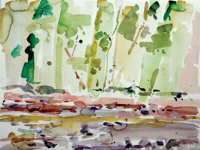 Arthur Kvarnstrom, 'Dunfield Creek 74', 2010