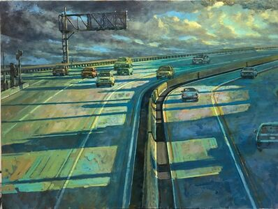 Derek Buckner, 'Freeway 2', 2018