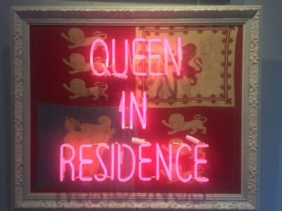 Illuminati Neon, 'Queen in Residence', 2018