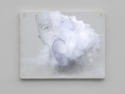 Laure Prouvost, 'Exhausted Drawing (Paul)', 2015