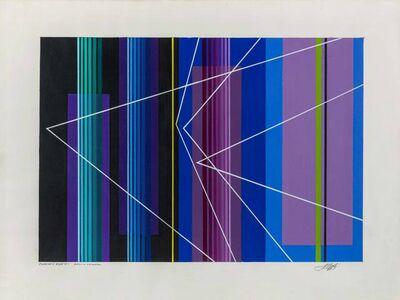Juan Melé, 'Rayonnée #241P', 1988
