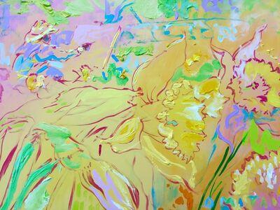 Dmitri Wright, 'Daffodils Opus IV', 2018