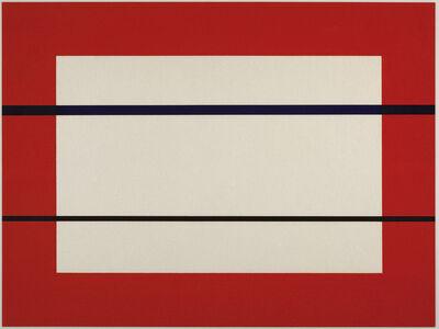 Donald Judd, 'Untitled (Schellmann 195)', 1990