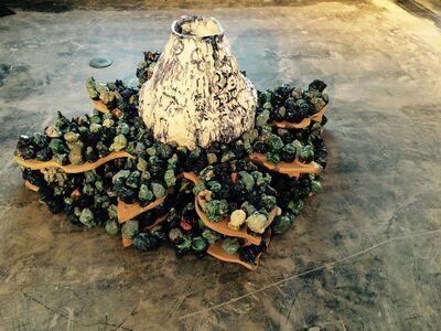 Mark Cooper, 'Pagoda and 500 Buddhas ', 2012-2015