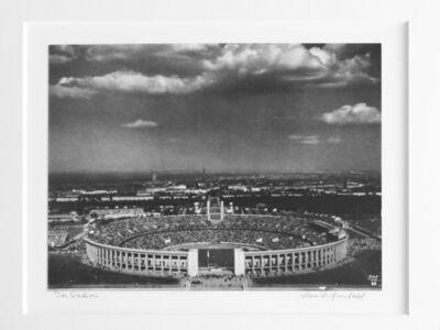 Leni Riefenstahl, 'Dar Stadion (Stadium)', 1936