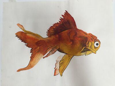 Jim Holyoak, 'Goldfish', 2014