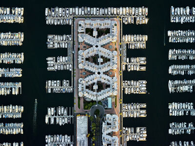 Jeffrey Milstein, 'LA Marina 01', 2014