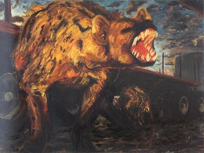 Fernando Aceves Humana, 'Sin titulo (hienas)', 2008