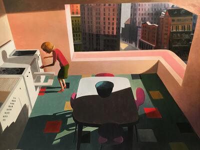 Kathy Osborn, 'Oven', 2019