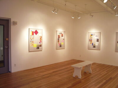 Jose-Ricardo Presman, 'A Wedding of Art, Philosophy and Psychology, installation view', 2005