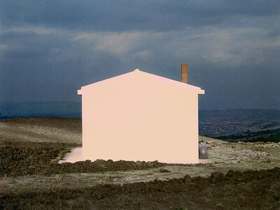 Mario Cresci, 'Stigliano, 1983', 1987