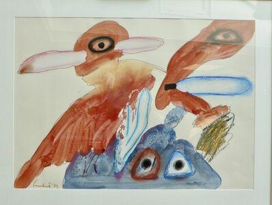 Lucebert, 'Untitled', 1989