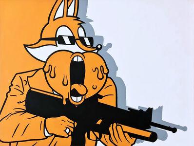 ANTOINE TAVAGLIONE, 'Ludo No Fox Montana', 2020