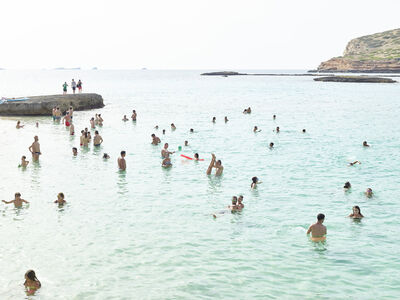 Massimo Vitali, 'Cala Conta Point, Ibiza ', 2016