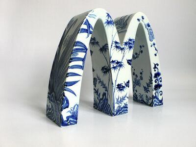 Li Lihong, 'McDonald's - Four Gentlemen (Plum, Iris, Bamboo and Chrysanthemum)', 2007