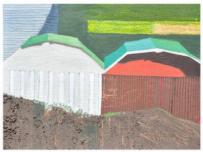 Francesca Reyes, 'Regional Rail Train Series 7 (Barn)', 2016