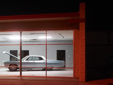 Josef Hoflehner, 'Open Hood, Roswell, New Mexico', 2013