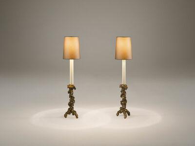 Mattia Bonetti, 'Table Lamp 'Grotto' (Single Stem)', 2014
