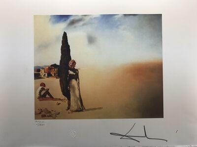 Salvador Dalí, 'Printemps nécrophile (1936)', 1988