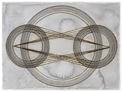 Katrine Hildebrandt-Hussey, 'Pointed Orbit', 2017
