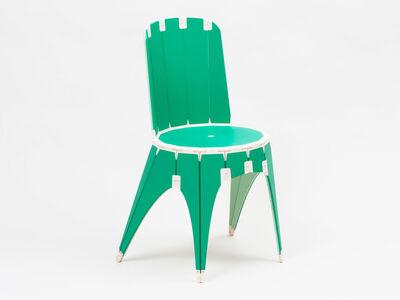 Ian Stell, 'Femten Chair', 2016