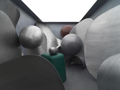 Liu Wei 刘韡 (b. 1972), 'Microworld ', 2018