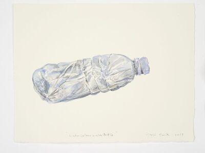 Gavin Turk, 'Watercolour Water Bottle', 2019