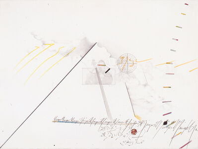 Barkley L. Hendricks, 'Self Portrait in Three Colors', 1979