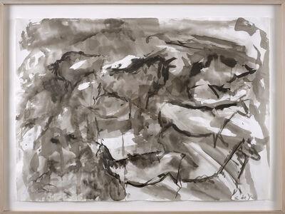 Elaine de Kooning, 'Kashing Cave', 1988