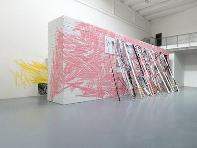 Christian Schwarzwald, 'Lean', 2014