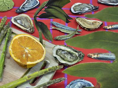 Daniel Gordon, 'Oysters, 2020', 2020
