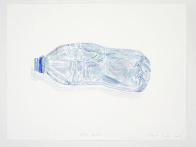 Gavin Turk, 'Blue Bottle', 2019