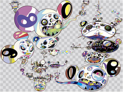 Takashi Murakami, 'Another Dimension Brushing Against Your Hand', 2016