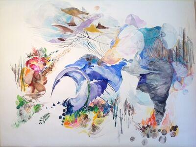 Ignacio de Lucca, 'Birds', 2014