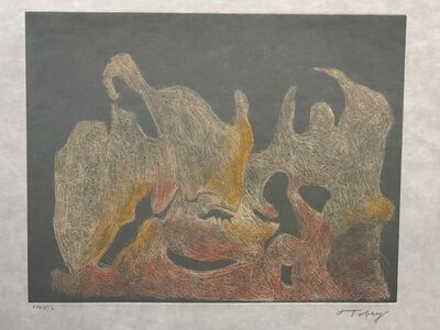 Mark Tobey, 'Awakening Dawn', 1974