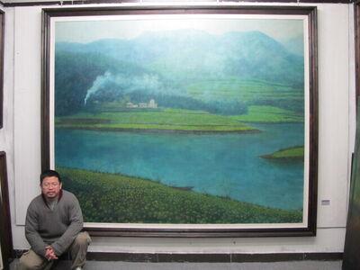 Chen Zhang Hong, 'The paradise-calm', 2010